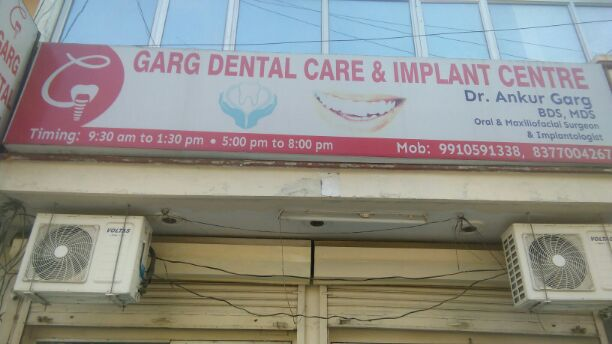 GARG DENTAL CARE & IMLANT CENTRE