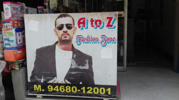A TO Z FASHION ZONE