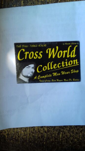 CROSS WORLD COLLECTION