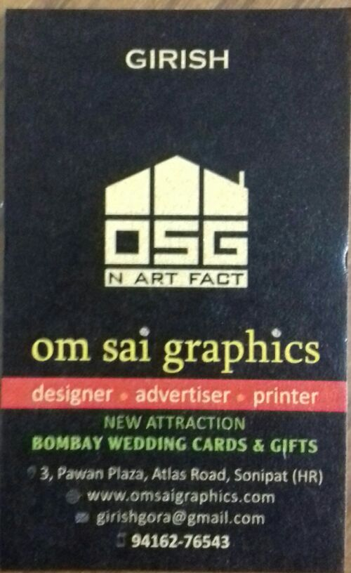 OM SAI GRAPHICS