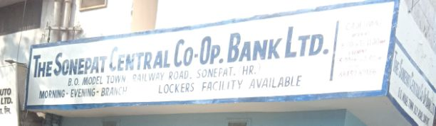 The Sonipat Central Co Op Bank Ltd