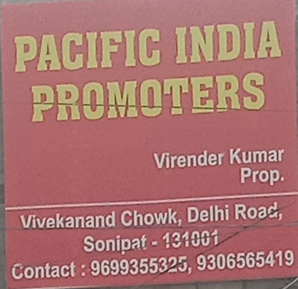 PACIFIC INDIA PROMOTERS