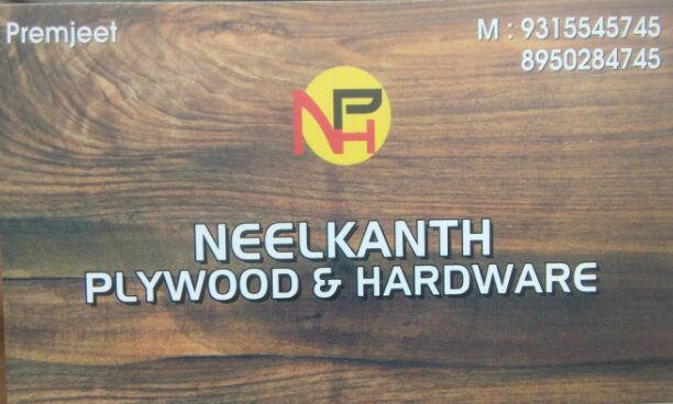 NEELKANTH PLYWOOD AND HARDWARE