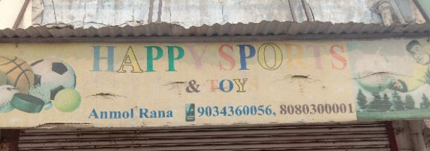 Happy Sports And Toys