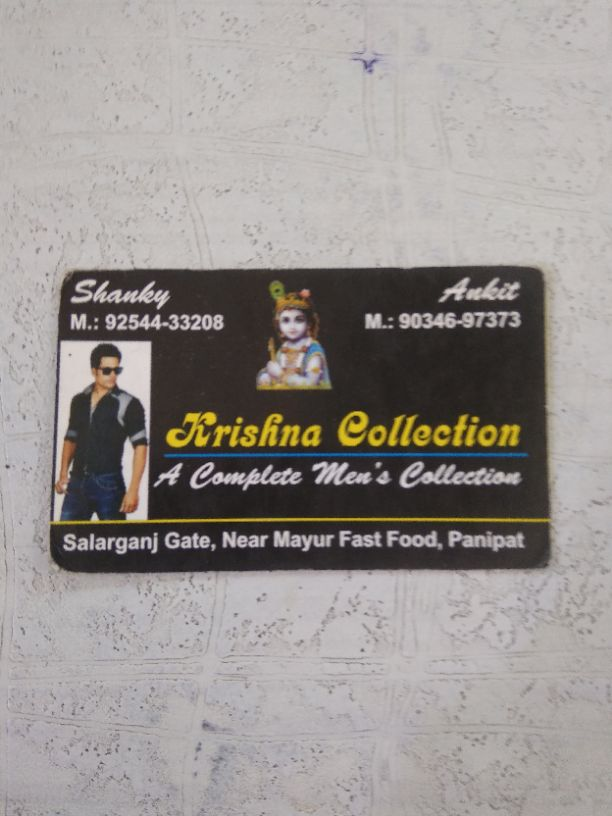 KRISHNA COLLECTION