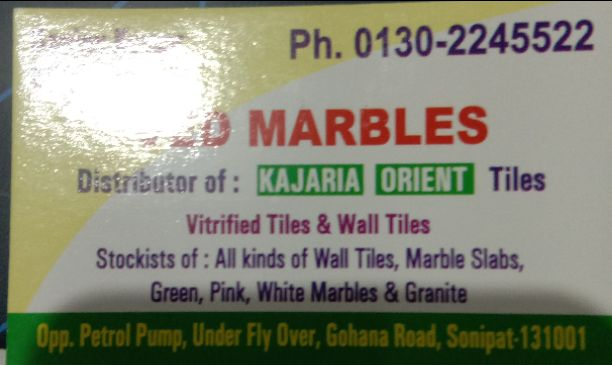 VED MARBLES