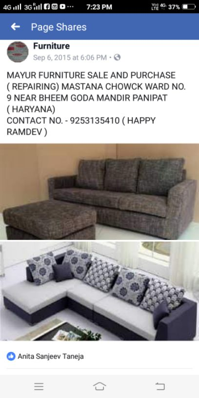 Mayur Furniture Old Furniture Sales And Service