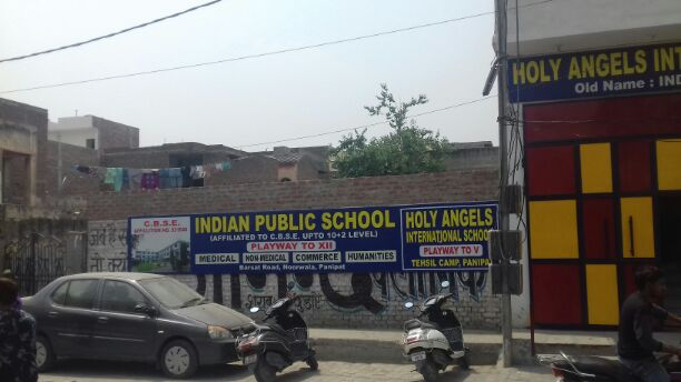 HOLY ANGELS INTERNATIONAL SCHOOL