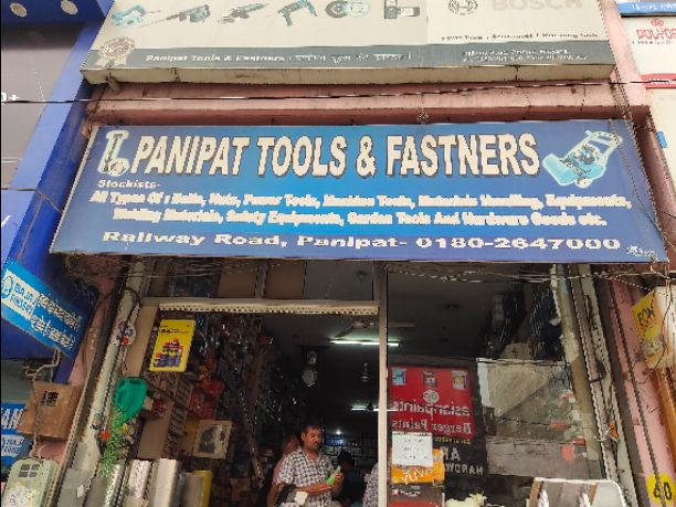 PANIPAT TOOLS AND FASTNERS