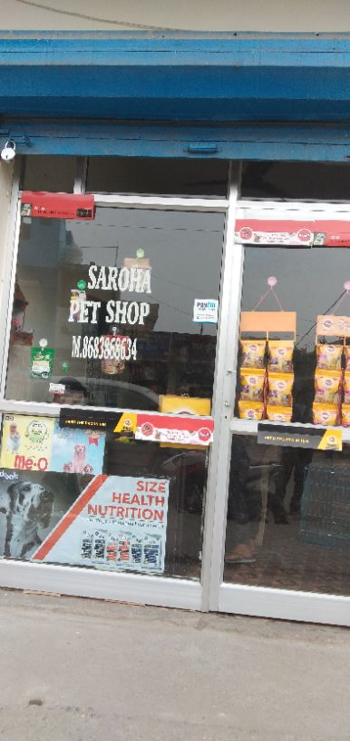 SAROHA PET SHOP