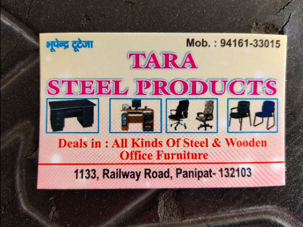 TARA STEEL PRODUCTS