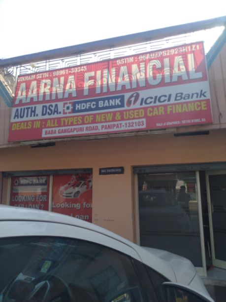 AARNA FINANCIAL
