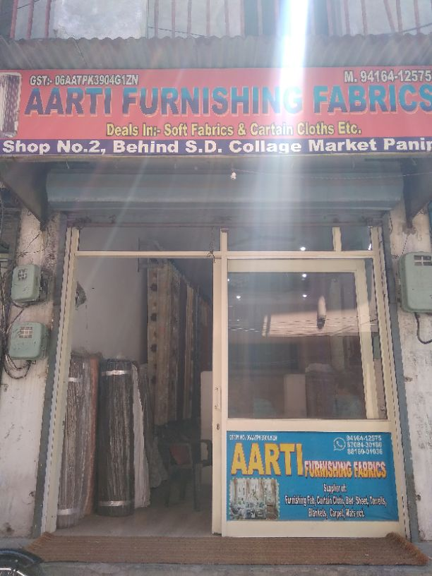 AARTI FURNISHING FABRICS