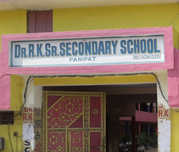DR R K SR SECONDARY SCHOOL