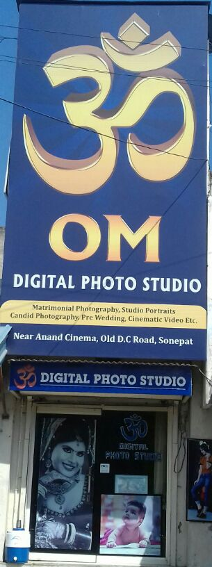OM DIGITAL PHOTO STUDIO