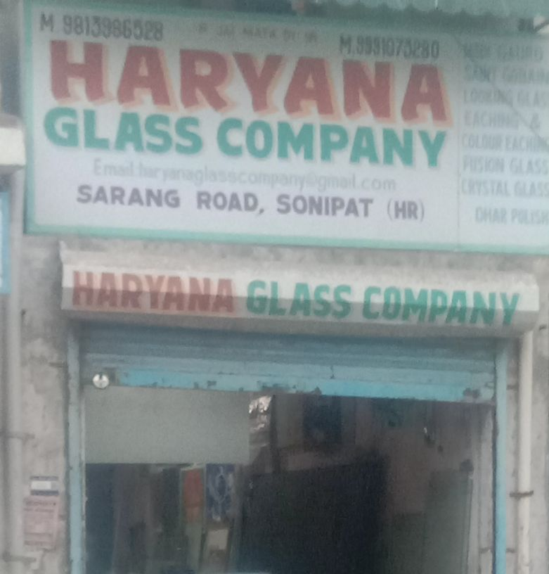 Haryana Glass Company