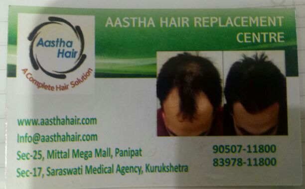 AASTHA HAIR REPLACEMENT CENTRE