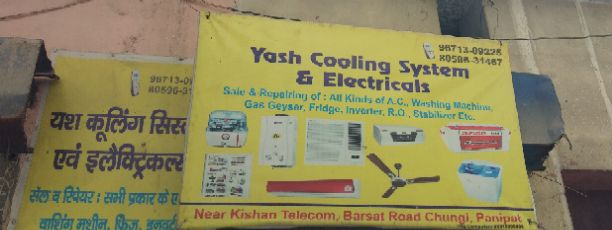 Yash Cooling System And Electricals