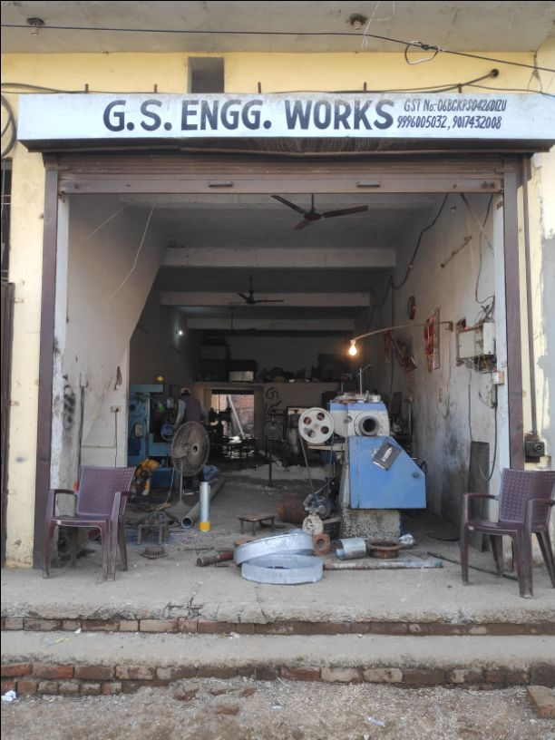 G S Engg work