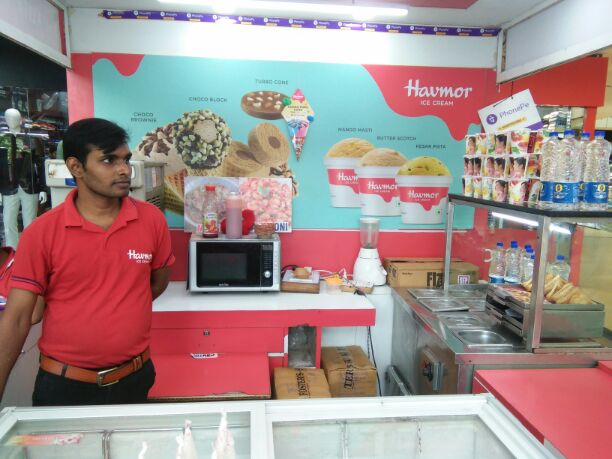 HAUMAR ICE CREAM