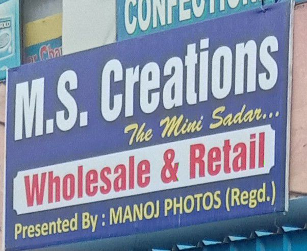 M S CREATIONS