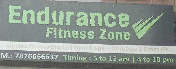 ENDURANCE FITNESS ZONE