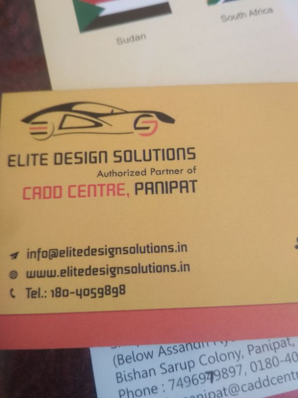ELITE DESIGN SOLUTION