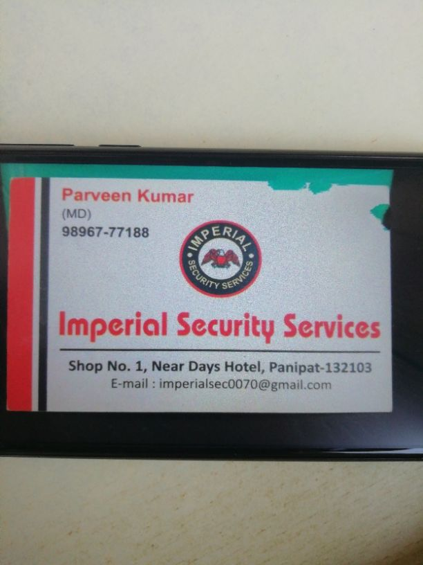 Imperial Security Service