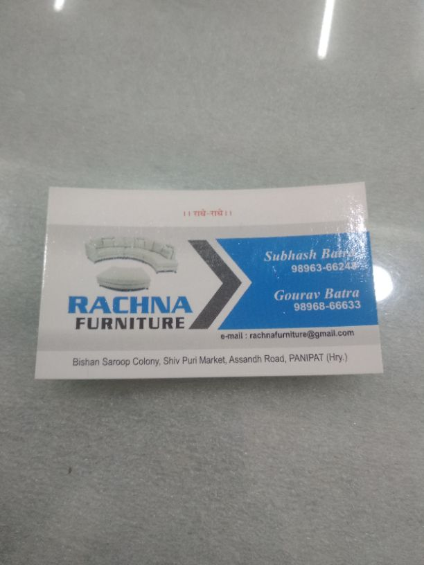 RACHNA FURNITURE