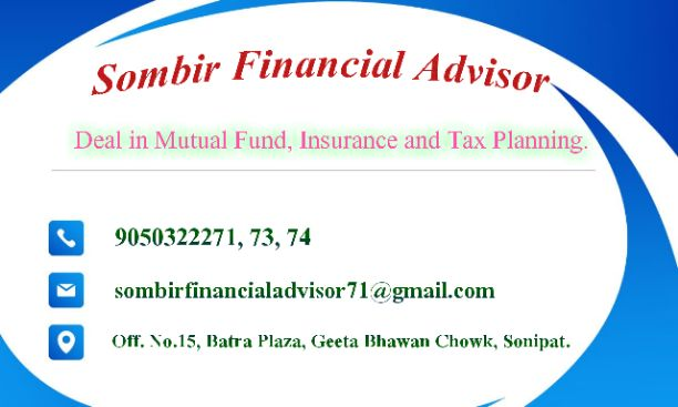 Sombir Financial Advisor