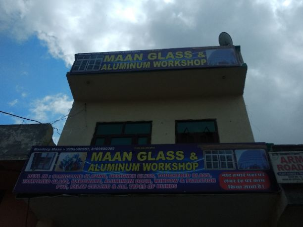 MAAN GLASS ALUMINIUM WORK SHOP