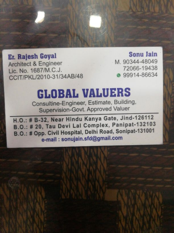 GLOBAL VALUERS