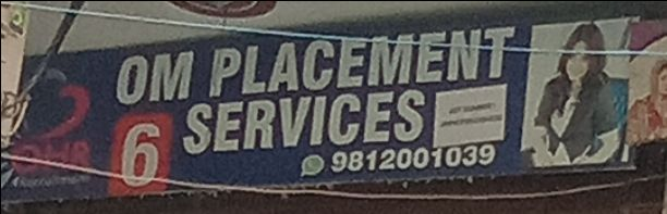 OM PLACEMENT SERVICES