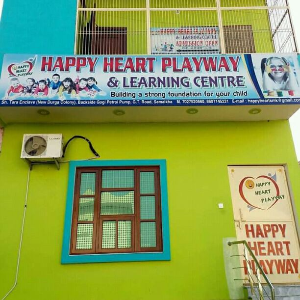Happy Heart Playway And Learning Centre