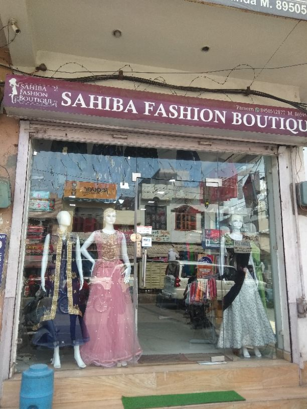 SahibaFashion Boutique