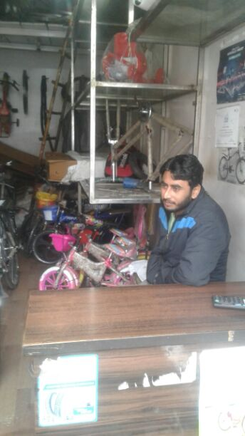 SARIKA CYCLE SHOP